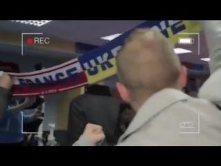 Mannequin Challenge с участием звезд украинского футбола