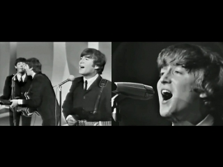 The Beatles - Twist and Shout (Ed Sullivan and Melbourne) 1964