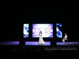 Yulianna Voronina with Yassir Jamal - Shereen Live Tabla Solo HD 4748