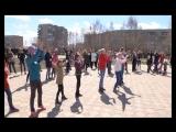 Танцуй край! Флешмоб в г. Назарово!