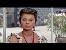 """ХФ """"Хлеб, любовь и ..."""" (Италия, 1955) Комедийный фильм с Витторио де Сикой и Софи Лорен в главных ролях."""