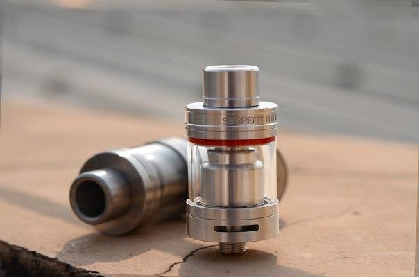 Wotofoの新型RTAはビルドが超簡単!味と煙を両立したSERPENT MINI RTA