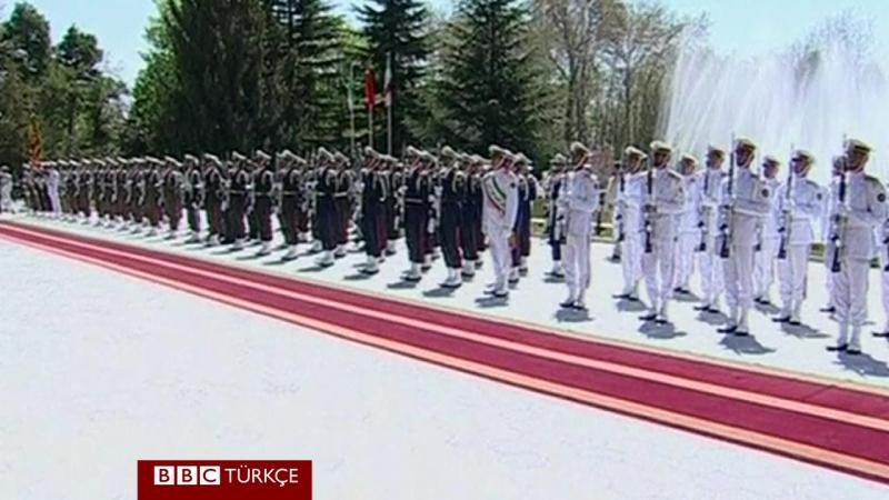 Erdoğan eleştiriler altında İranda - BBC TÜRKÇE