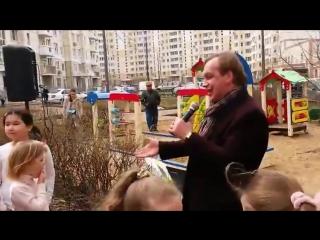 Сказка Конек Горбунок в исполнении актера Михаила Горевого;