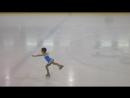 Камилла, 2 место, Начинающие Счастливый лед,17