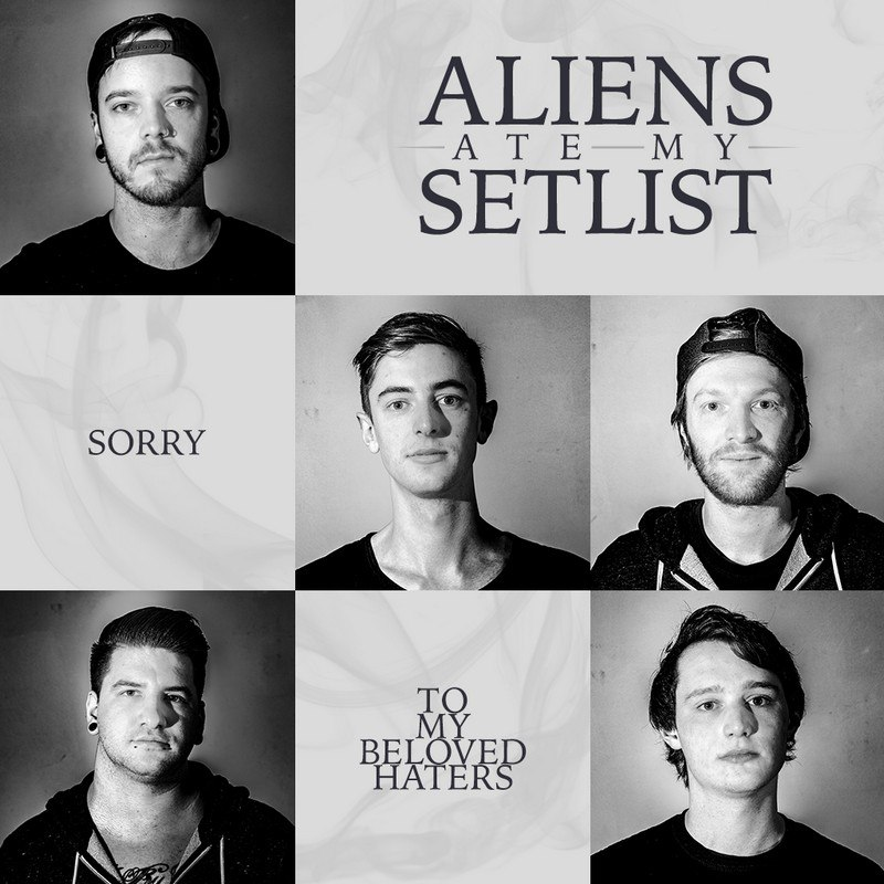 Aliens Ate My Setlist - Sorry [single] (2016)