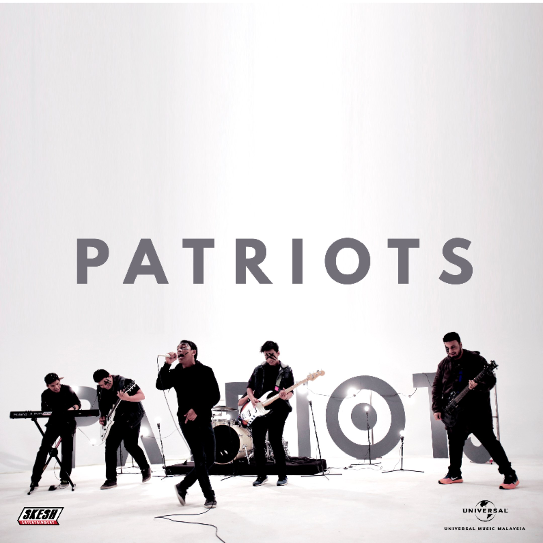 Patriots - Stand Off [EP] (2016)