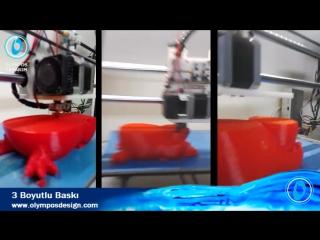3D Tarama & 3D Baskı (3D Scan & 3D Print)