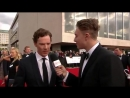 Benedict Cumberbatch Interview on BAFTA 2017