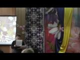Нагородження учасників. Лобанов Володимир, учитель інформатики Вознесенської ЗОШ