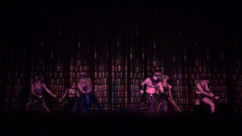 Intro - Show-ballet by Yuheni Yakush
