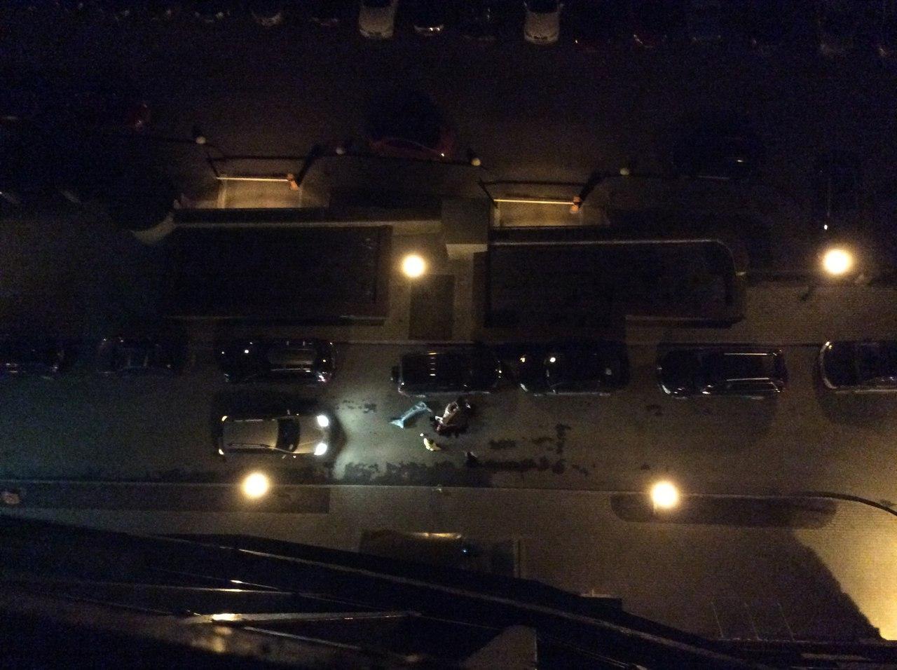 Свидетели: Наулице Бутлерова изокна выбросился четырнадцатилетний ребенок