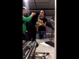 Импровизация в прямом эфире Megapolis FM (Москва)