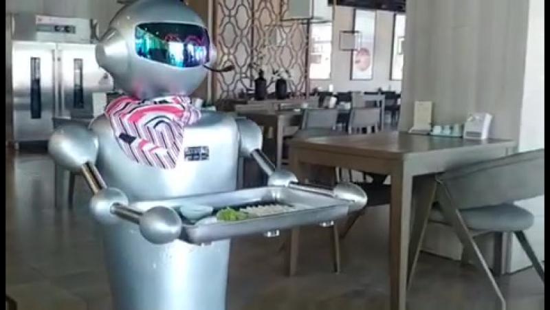 подстава ... Где официант ?😆