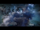 Легенды завтрашнего дня DCs Legends of Tomorrow - 2 сезон 6 серия Промо Outlaw Country (HD)