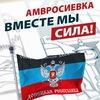 """ОД """"Донецкая Республика"""" Амвросиевский район"""