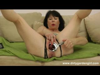 Inside Dirtygardengirl: Travel to Real anal abbys