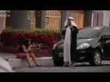 Араб с сумкой!