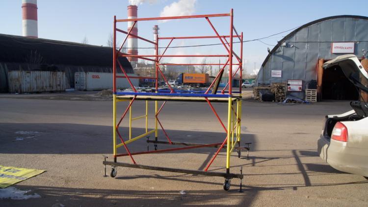 Компания «Строительные ресурсы» предоставляет акцию на строительные вышки ВСП 250