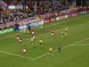 20.06.2006. Футбол. Чемпионат мира. Групповой этап. Швеция - Англия 2:2 (Хенрик Ларссон)