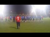 Тренировка сборной России в Дохе