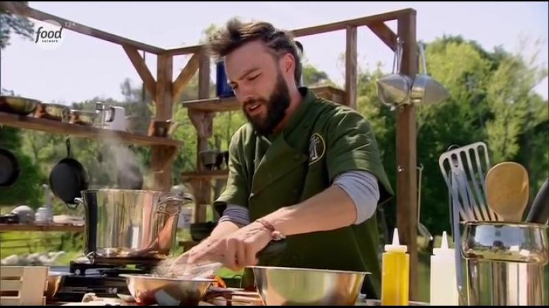 Беспощадная кухня: специальные выпуски, сезон, 4 эп. Беспощадный лагерь: кулинарный дозор