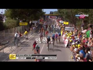 2013 Tour de France (Корсика) - 3 этап (Часть №3)