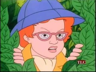 The Magic School Bus E18 - Butterfly And The Bog Beast