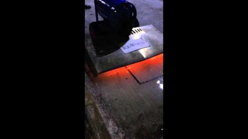 Тепловая машина для выравнивания льда GRISU 1000