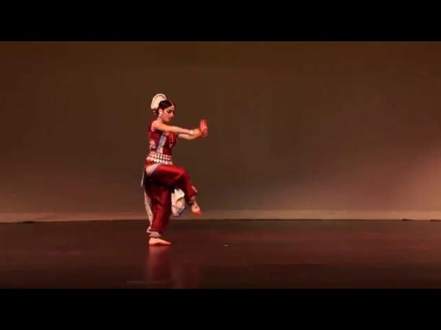 Jaya Mahesh Odissi - Divya Chowdhary