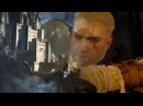 The Witcher 3 Wild Hunt: The Battle of Kaer Morhen Tribute