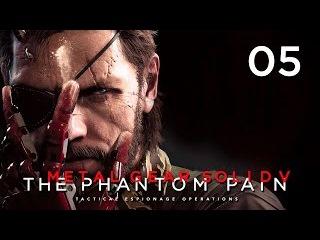 Metal Gear Solid V: The Phantom Pain - Прохождение pt5
