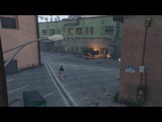 Grand Theft Auto V Online. Задания Ламара - Трудные времена, отчаянные меры. Часть 7.