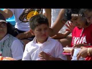 Match 17: Italy v Mexico - FIFA Beach Soccer World Cup 2017