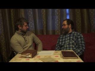 Интервью Трезвенники последователи Братца Иоанна Чурикова Евдокимов Николай ...