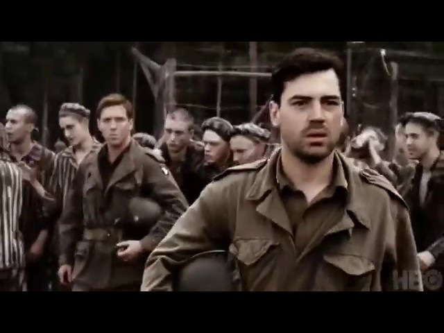 Братья по оружию | Band of Brothers | Трейлер | 2001