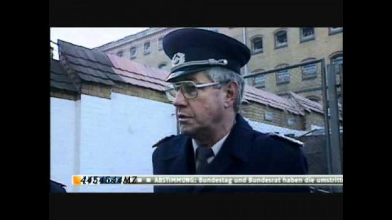 Westdeutsches Kamera Team im Gefängnis Bautzen 1 GELBES ELEND , Stasi Knast