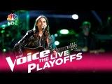 The Voice 2017 Johnny Gates - Live Playoffs