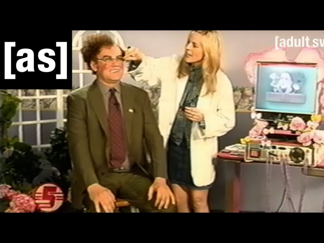 Check It Out! with Steve Brule - hilarious compilation