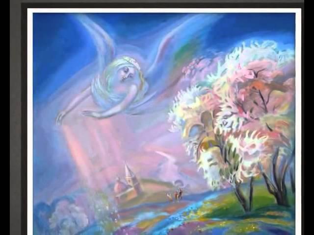 Русский космизм ГрЕв КаФи / Cosmism of Russian painters GrEv KaFi (subtitled)