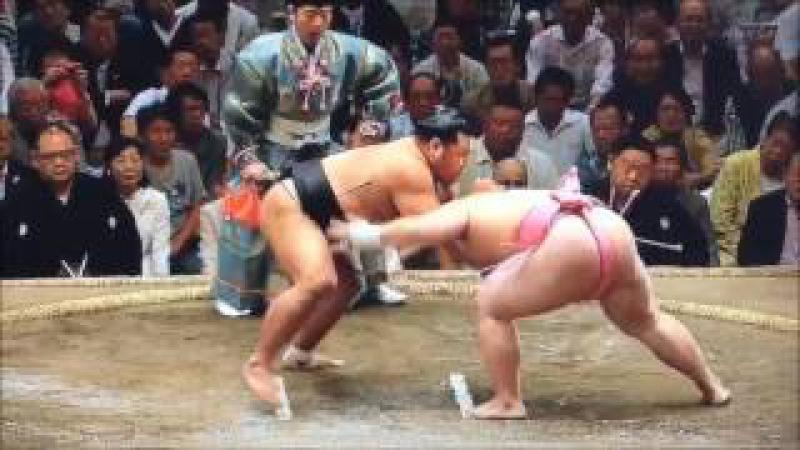 Sumo -Natsu Basho 2017 Day 9 PROPER, May 22nd -大相撲夏場所 2017年 9日目