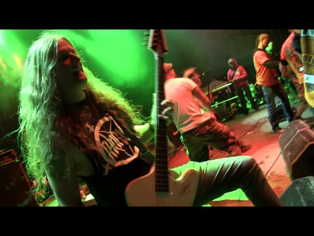 EXTREME NOISE TERROR Live At OBSCENE EXTREME 2016 HD