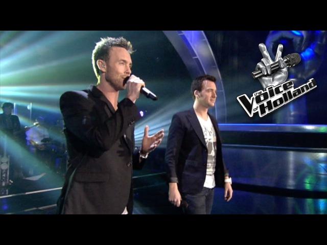 Charly Luske en Chris Hordijk - Viva La Vida (Liveshow 6 | The voice of Holland 2011) » Freewka.com - Смотреть онлайн в хорощем качестве