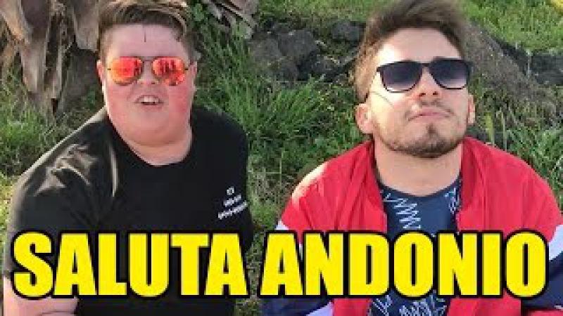 SALUTA ANDONIO VS MAMMA BISE 😱 | Matt Bise