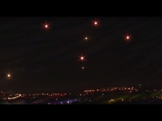 1:25 AM in Israel. 1/1/2017 ALERT WARNING UFO? OR E.T. Friend or foe? RAW FOOTAGE