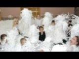 Бумажное шоу в Кировограде на детский праздник Анимато