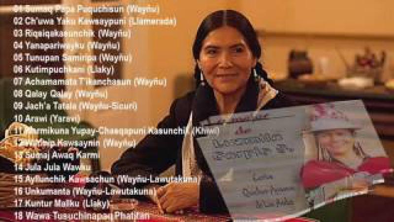 182 Cantos Quechua Aymaras de los Andes Luzmila Carpio 1 999 YouTube