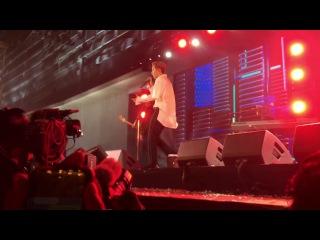 170411 Show DC Street Party / CNBLUE - Love Light & You're So Fine & Cinderella + Talk