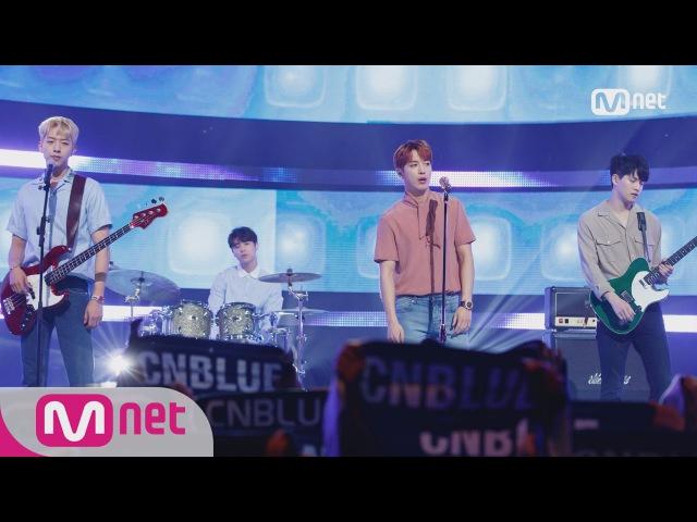 [CNBLUE - Between Us] KPOP TV Show | M COUNTDOWN 170413 EP.519