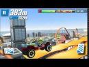 Hot Wheels: Race Off Прохождение 1
